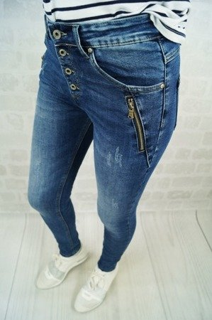 JEANSY BUTTON ZIP MOUNT
