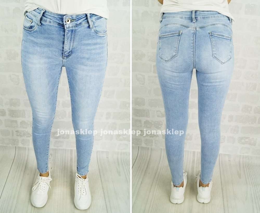RURKI SKINNY JEANS push up CHANCE